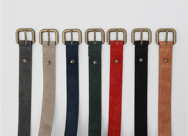 [무료배송] THE ring belt ver.2(8color)-모스빈