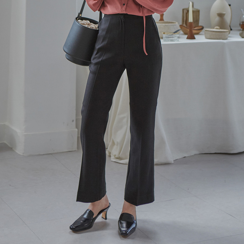 [무료배송] Herringbone modern pants-모스빈