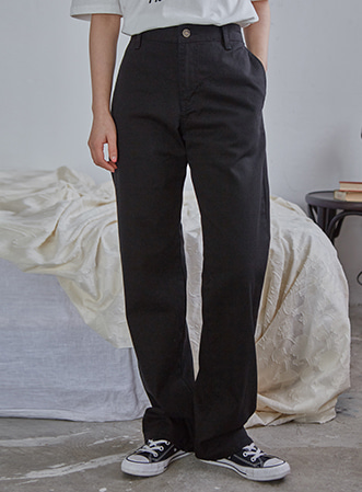 [무료배송] Street mood long pants-모스빈